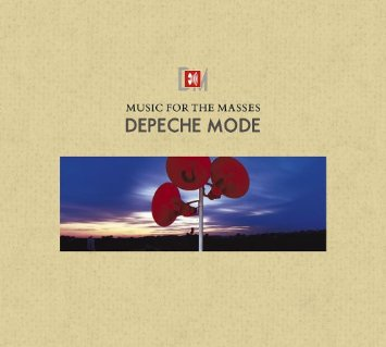 depeche mode - music for the masses collector's edition CD + DVD 2006 rhino reprise sire used