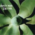 depeche mode - exciter collector's edition CD + DVD 2007 rhino used mint