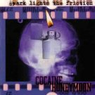 spark lights the friction - cocaine honeymoon CD 2000 hex 6 tracks used mint