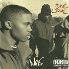 nas - one love CD single 1994 sony 3 tracks used mint