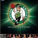 NBA dynasty series - boston celtics the complete history DVD 5-disc boxset used mint