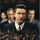 nuremberg starring alec baldwin DVD 2000 warner used mint