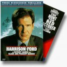 jack ryan thriller set - hunt for red october / patriot games / clear and present danger DVD