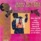 jerry butler's great soul hits - original recordings limited edition CD 1997 marginal 31 tracks