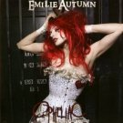 emilie autumn - opheliac deluxe edition CD 2-discs 2009 end records used