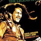 bob marley the legend live santa barbara county bowl nov 25, 1979 DVD 2003 sanctuary
