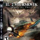 ps3 - IL-2 sturmovik - birds of prey 505 games used mint