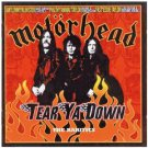 motorhead - tear ya down CD 2-discs 2002 castle sanctuary used mint