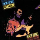 larry carlton - last nite DVD 1987 MCA 6 tracks used mint
