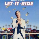 let it ride - richard dreyfuss DVD 2001 paramount used mint