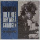 "bob dylan - times they are a-changin' 7"" vinyl single 2015 RSD new"
