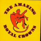 amazing crowns - amazing royal crowns CD 1998 velvel 14 tracks used mint