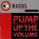 m/a/r/r/s - pump up the volume CD ep 1987 4th & b'way 5 tracks used