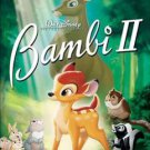 bambi II DVD 2006 disney used mint