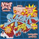 aesop rock - Build Your Own Bazooka Tooth Instrumentals & Accapellas CD 2-discs 2004 definitive jux