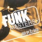 funk masters mix by dj latif - various artists CD 2002 emi omnisounds 21 tracks used