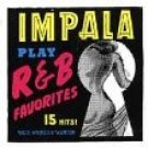 impala - play R&B favorites CD 1998 estrus 15 tracks used mint