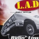 L.A.D. featuring darvy traylor - ridin' low CD 1995 hollywood 11 tracks used