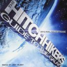 hitchhiker's guide to the galaxy - original soundtrack - joby talbot CD 2005 hollywood 33 tracks