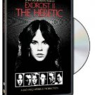 exorcist II the heretic DVD 2002 warner 117 minutes snapcase used