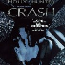 crash - james spader & holly hunter DVD 1998 new line new