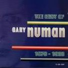 gary numan - best of gary numan 1978 - 1983 CD 2-discs beggars banquet used