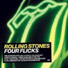 rolling stones - four licks DVD 4-disc boxset 2003 warner used