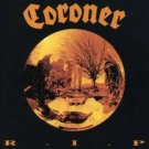coroner - R.I.P. CD 1991 noise sanctuary 13 tracks used mint