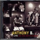 anthony b - live on the battlefield CD 2-discs 2002 natty dread nextmusic 30 tracks used