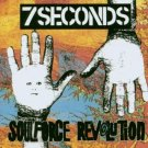 7 seconds - soulforce revolution CD 1989 restless 11 tracks used mint