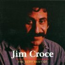 jim croce - very best of jim croce CD 1998 castle UK 17 tracks used mint