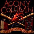 agony column - brave words & bloody knuckles CD 1990 metal blade bug chief 13 tracks used mint