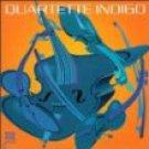quartette indigo - quartette indigo CD 1998 32 jazz 10 tracks used mint