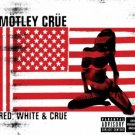 motley crue - red white & crue CD 2-discs 2005 hip-o 37 tracks used mint