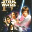 star wars IV - a new hope DVD full screen NTSC used mint