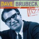 dave brubeck - ken burns jazz CD 2000 sony 15 tracks used
