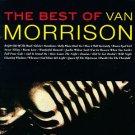 van morrison - best of van morrison CD 1990 exile 20 tracks used mint