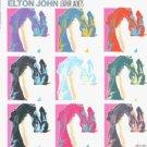 elton john - leather jackets CD 1986 happenstance geffen 11 tracks made in japan used mint