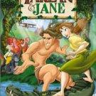 tarzan & jane DVD 2002 walt disney 75 minutes used mint