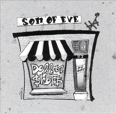 son of eve - dollar shots CD 1998 A&M DV8 17 tracks used mint