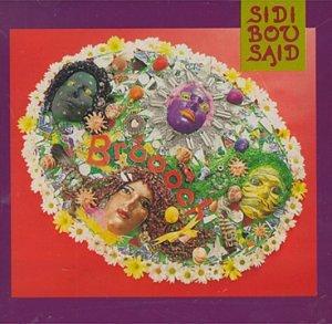 sidi bou said - broooch CD 1993 ultimate 12 tracks used mint