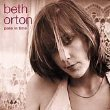 beth orton - pass in time CD 2-discs 2003 BMG UK used mint