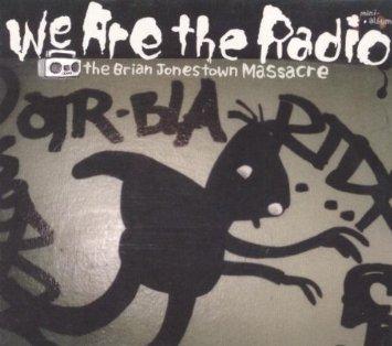 brian jonestown massacre - we are the radio CD 2005 tee pee 5 tracks used mint