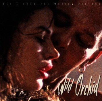 wild orchid - music from the motion picture CD 1990 sire used mint