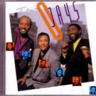 o'jays - serious CD 1989 emi capitol 9 tracks used mint