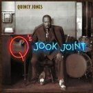 quincy jones - jook joint CD 1995 qwest warner 15 tracks used mint