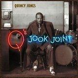 quincy jones - Q's jook joint CD 1995 qwest warner 15 tracks used mint