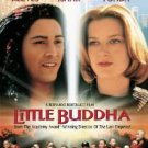 little buddha - keanu reeves + bridget fonda + chris isaak DVD 1999 miramax used