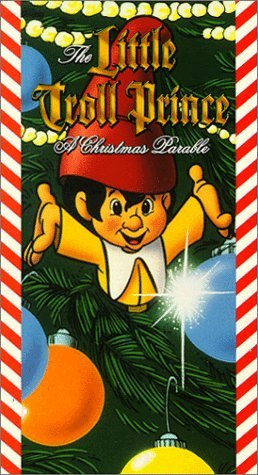 little troll prince a christmas parable VHS 1992 alpha video used mint