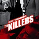 ernest hemingway's the killers - 1946 & 1964 versions DVD 2-discs 2003 sony used mint